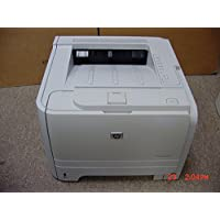 HP LaserJet P2035n - Printer - monochrome - laser - Letter - 600 dpi - up to 30 ppm - capacity: 300 sheets - USB, LAN