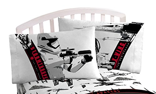 Star Wars Action Microfiber Pillowcase