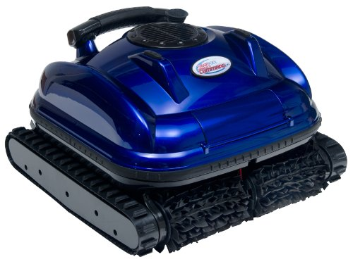 Smartpool NC72RC Direct Command Plus Remote Control Robotic Pool Cleaner for IG Pools