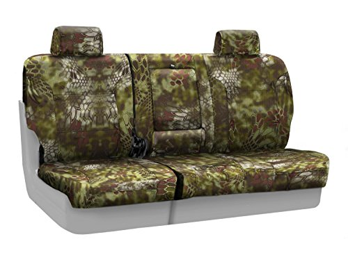 CoverKing Rear 60/40 Bench Custom Fit Seat Cover for Sele...