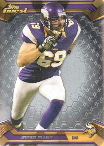 2013 Topps Finest #39 Jared Allen Vikings NFL Football Card NM-MT