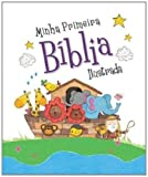 capa de Minha Primeira Bíblia Ilustrada