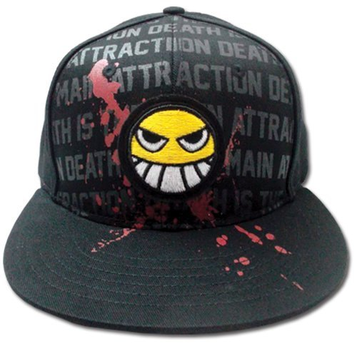 Great Eastern Entertainment Deadman Wonderland Face Fitted Cap (Scroll Wonderland)