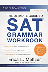 4th Edition, The Ultimate Guide to SAT Grammar Workbook Paperback