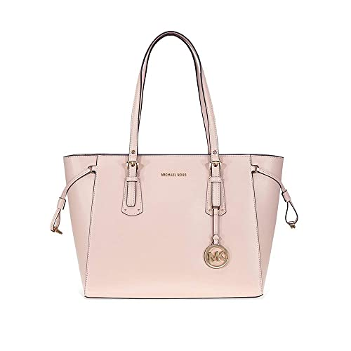 dc4ac78f28 Michael Kors borsa donna Voyager Tote soft pink (Rosa cipria ...