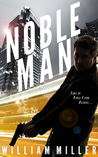 Noble Man (Jake Noble Series Book 1) cover
