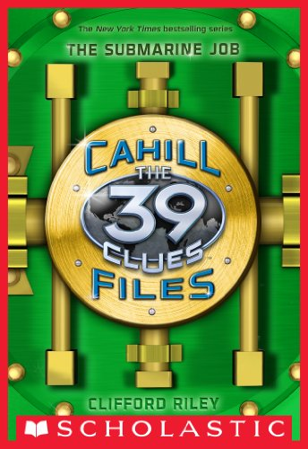 the 39 clues files - 3