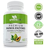 GL Digestive Enzymes With Probiotics (Double Strength & Gluten Free), For Bloating & Gas Relief, Acid Reflux, Leaky Gut, Irritable Bowel Syndrome (IBS), Ulcerative Colitis, Diarrhea And Constipation.