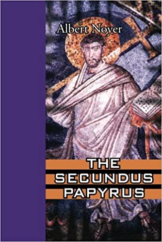 The Secundus Papyrus (A Getorius and Arcadia Mystery Book 1)