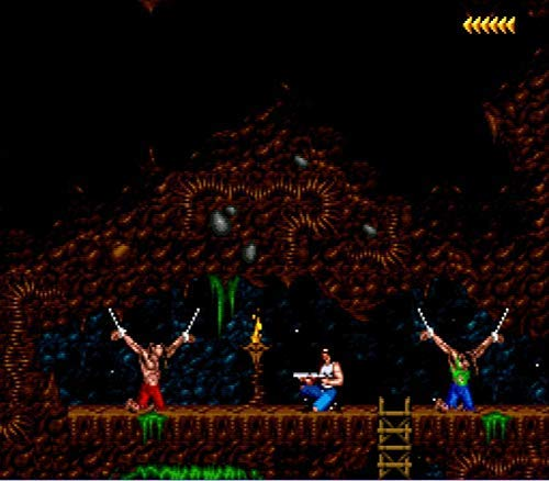 Amazon Com Blackthorne Super Nintendo Snes Reproduction Video Game Cartridge With Universal Game Case And Manual Video Games