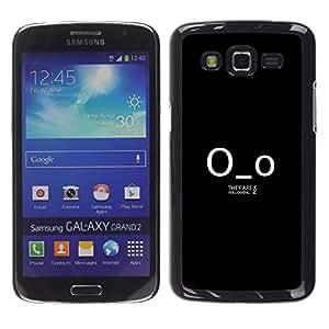 YiPhone /// Prima de resorte delgada de la cubierta del caso de Shell Armor - Están siguiendo - Samsung Galaxy Grand 2