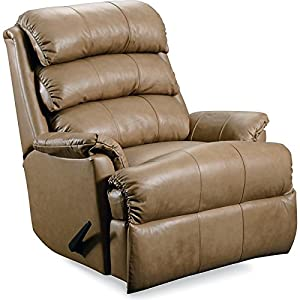 Lane Revive Power Recline Leather Rocker Recliner ...  sc 1 st  Cuddly Home Advisors & Best Lane Recliners Reviews 2016 | Home Advisors islam-shia.org