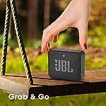 JBL GO2 Plus by Harman Portable Bluetooth Speaker with Mic (Black)