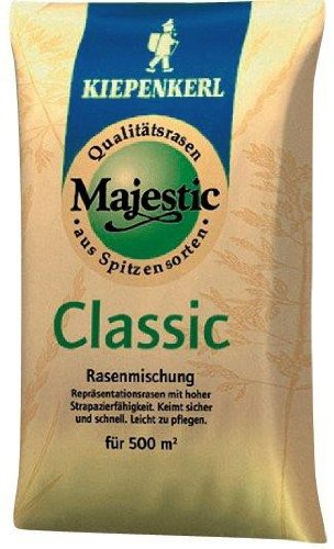 Majestic 4000159619500 Classic Rasen 10 kg