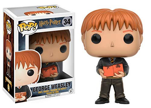 Funko Hp Georg Weasley N°10986 Funko Multicor