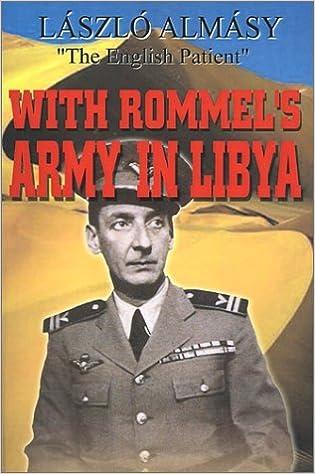 Book With Rommel's Army in Libya by Laszlo Almasy (2001-05-01)