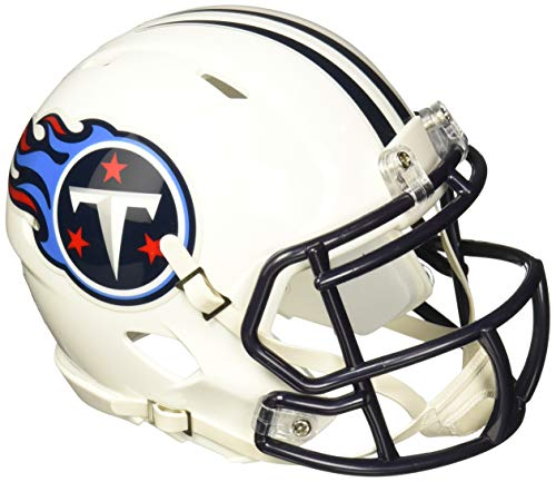 Tennessee Replica Mini Helmet (Riddell Tennessee Titans NFL Replica Speed Mini Football Helmet)