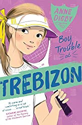 Boy Trouble at Trebizon (The Trebizon Boarding School Series)