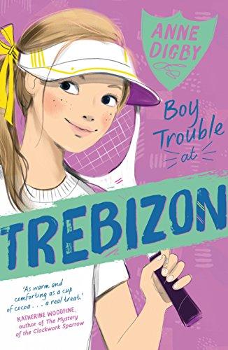 Boy Trouble Trebizon Boarding School ebook product image