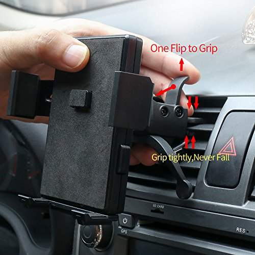Car Mount Gright Univeral Cell Phone Car Phone Mount Holder Cradle For IPhone 76S65S7 Plus Samsung Galaxy S8 S7 Edge S6 S5 Note 54NexusHTCLGSony More SmartphoneGPS