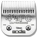 Andis Pet No.4, 1/2FC UltraEdge Blade Set