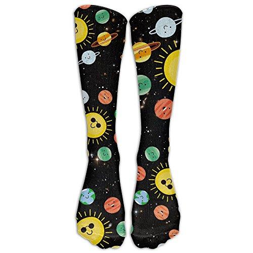 Solar Tube Price - Solar System Lover Men Women Crew Socks Comfort Long Socks Unisex