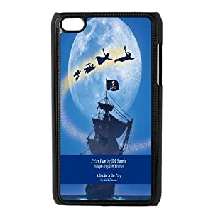 Customized Phone Case Peter Pan Never Grow Up Printed Durable Hard Case Cover Protective Case 160 FOR Ipod Touch 5 At ERZHOU Tech Store