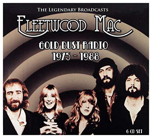 Gold Dust Radio 1975-1988: The Legendary Broadcasts (6 CD Box Set)