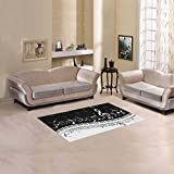 "D-Story Sweet Floor Decor Piano Keys With Musical Notes Area Rug Carpet Floor Rug 2'7""x1'8"" For Living Room Bedroom Review"
