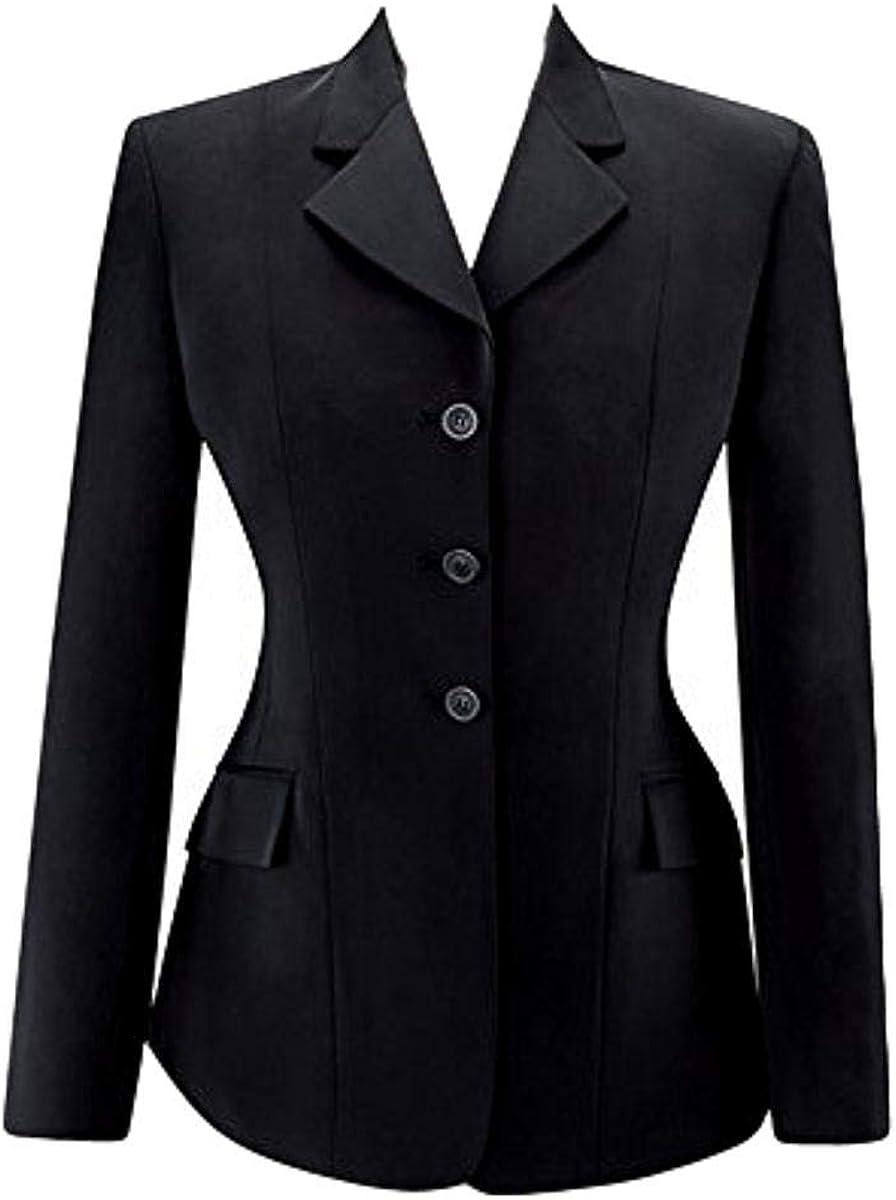 B01IC2XTKU RJ Classics Ladies Soft Shell Diana Coat - Black - 22 Regular 51cLpViFR9L.UL1200_