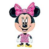 Air Walker : Buddies Disney Minnie Mouse Large Party Birthday Balloon