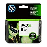 HP 952XL Black High Yield Original Ink Cartridge For HP OfficeJet 7720, 8702, HP OfficeJet Pro 7740, 8210, 8216, 8710, 8715, 8720, 8725, 8730, 8740,F6U19AN#140