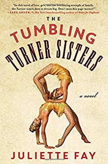 Book Cover: The tumbling Turner sisters
