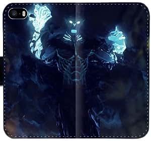Shadow Reinos Funda iPhone D8Q3E 6 6S 4.7 Funda de cuero caja de la carpeta h75627 Camo fundas caso del tirón del teléfono