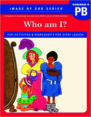 Who Am I? Preschool Workbook B: St Ignatius: 9781586173708: Amazon ...