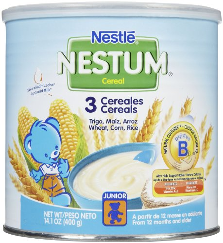 Nestum 3 Cereals - Wheat, Corn and Rice