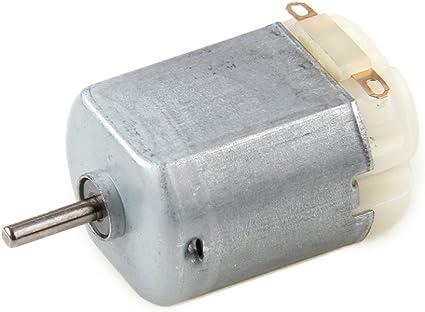 3Pcs Miniature DC Motor DIY Toy 130 Small Electric Motor 3V to 6V Low Volt SQi4