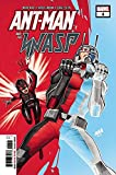 ANT MAN AND WASP #4 LIMITED MINI-SERIES 2018 RELEASES 8/1/18