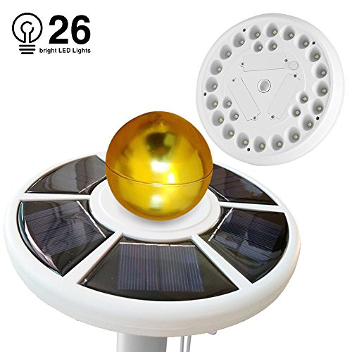 Best Solar Powered Flagpole Light in US - 6