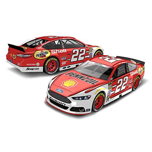 Lionel Racing Joey Logano #22 Shell-Pennzoil Red 2015 Ford F