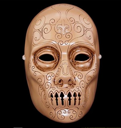 NEW Halloween Mask Craft Harry Potter Movie Peripheral Death Eater Decoration
