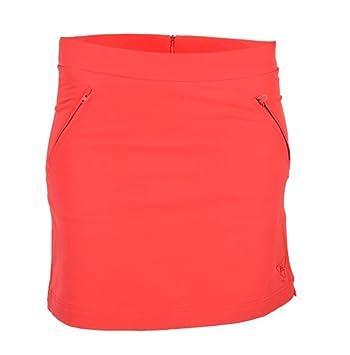TONY TREVIS Golf Falda para Mujer ROJA: Amazon.es: Deportes y aire ...