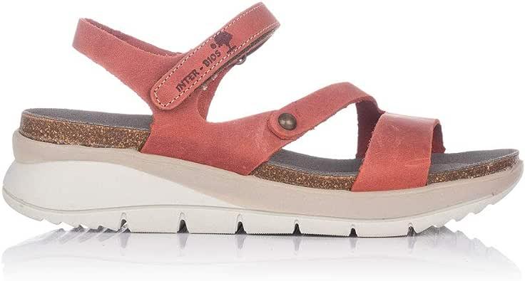 INTER-BIOS 6901 Sandalia Piel Plataforma Bio Mujer: Amazon.es: Zapatos y complementos