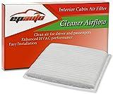 prius cabin air filter 2004 - EPAuto CP846W (CF9846A) Subaru / Toyota Replacement Premium Cabin Air Filter