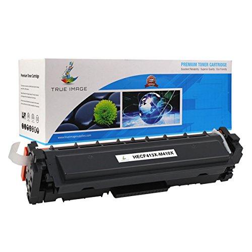 (True Image clt-k409s Compatible Toner Cartridge Replacement for HP Color Laserjet Pro MFP M477fnw M477fdn M477fdw M452dw M452nw M452dn M377dw 5000 High Yield Magenta)