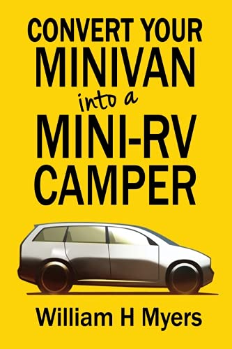 Convert your Minivan into Camper product image