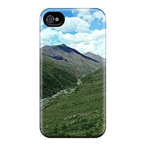 Snap-on Case Designed For Iphone 4/4s- Alaskan Artic
