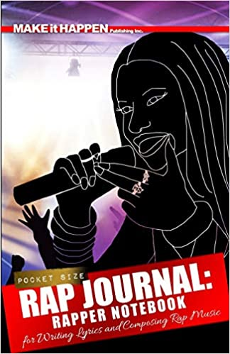 Download Rap Journal: Rapper Notebook for Writing Lyrics and Composing Rap Music PDF