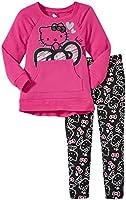Hello Kitty Little Girls' Tunic & Legging Set