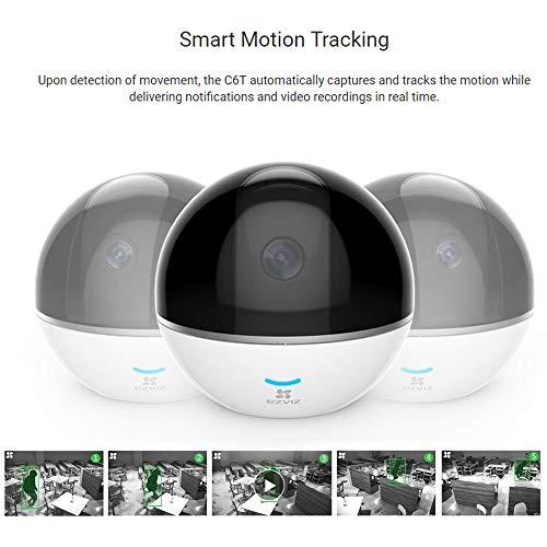 Ezviz C6t 1080p Wifi Smart Home Security Camera With